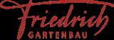 Gartenbau Friedrich Logo